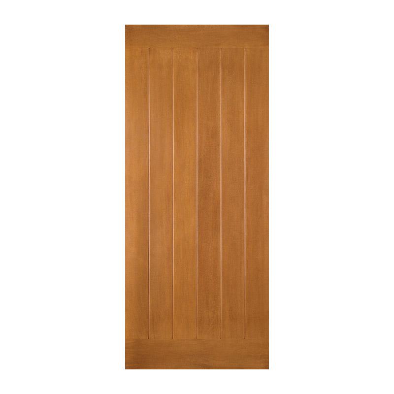 Barrington Mahogany Textured Fiberglass Door: Entry Door Options