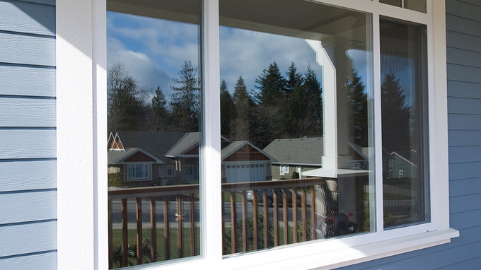 New Construction Windows Aluminum Windows Vinyl
